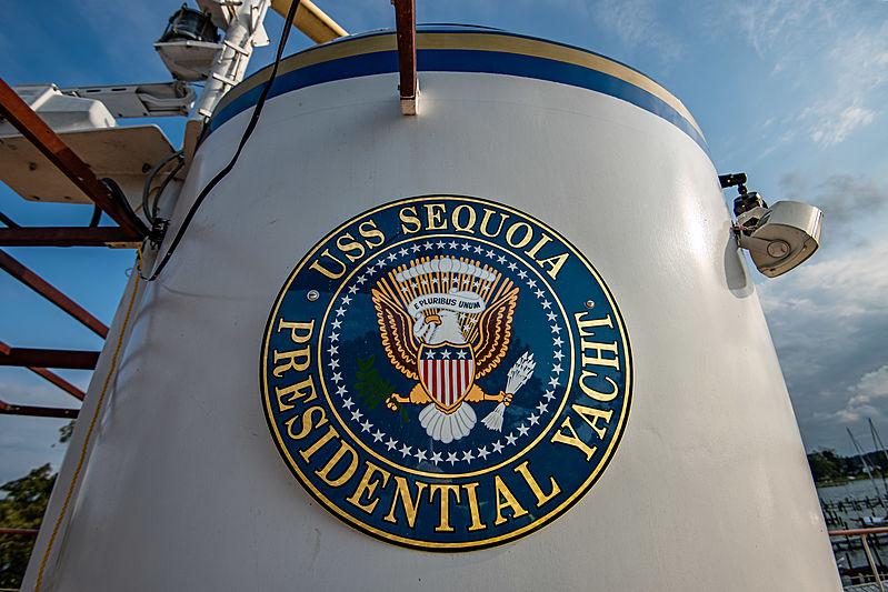 USS Sequoia yacht transport