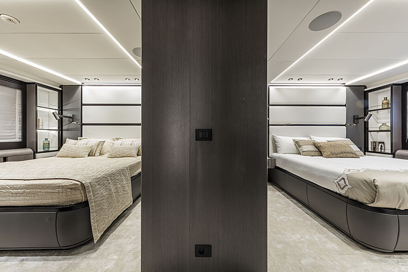 L.A.U.L yacht by Extra Yachts interior