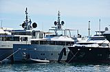 Only Now yacht in Port Canto