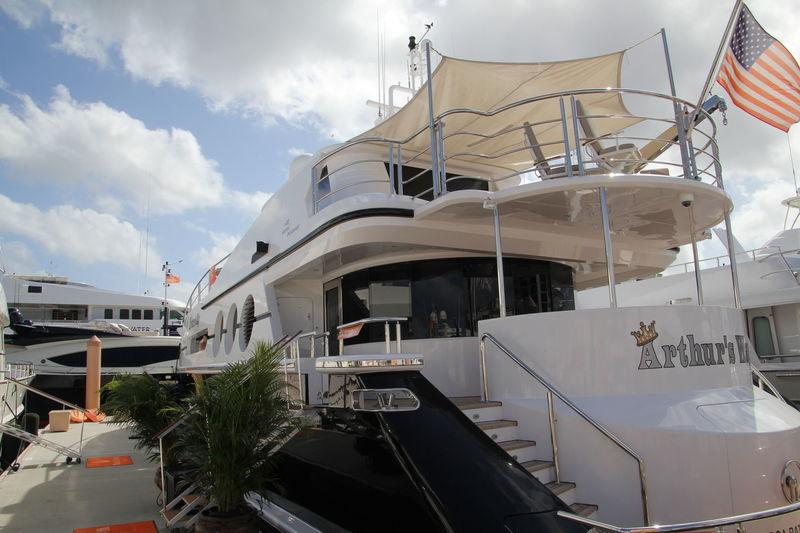 DENRAE yacht Oceanfast