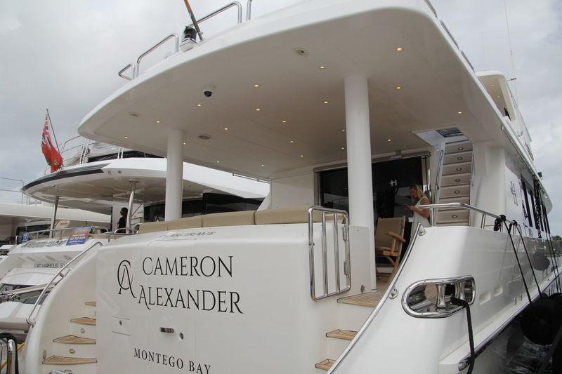 Cameron Alexander in Palm Beach