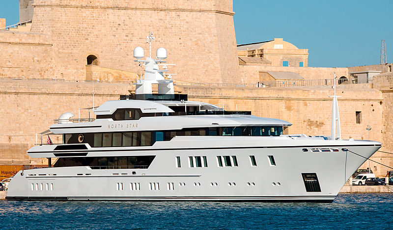 NORTH STAR yacht Estel Marine