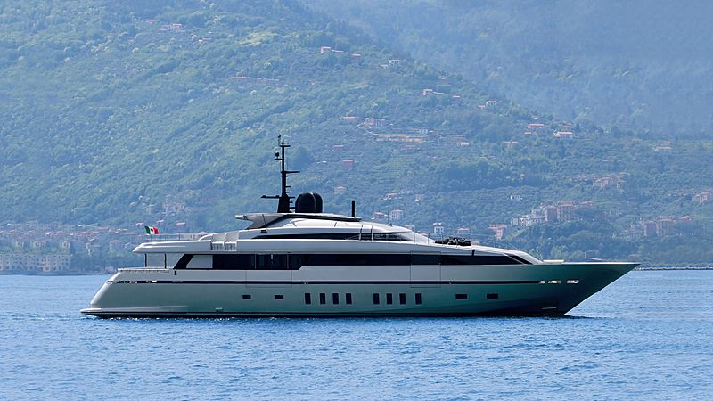 Stella M yacht profile