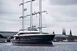 Black Pearl yacht in Amsterdam