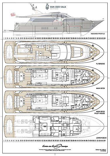 Van der Valk 26M yacht GA