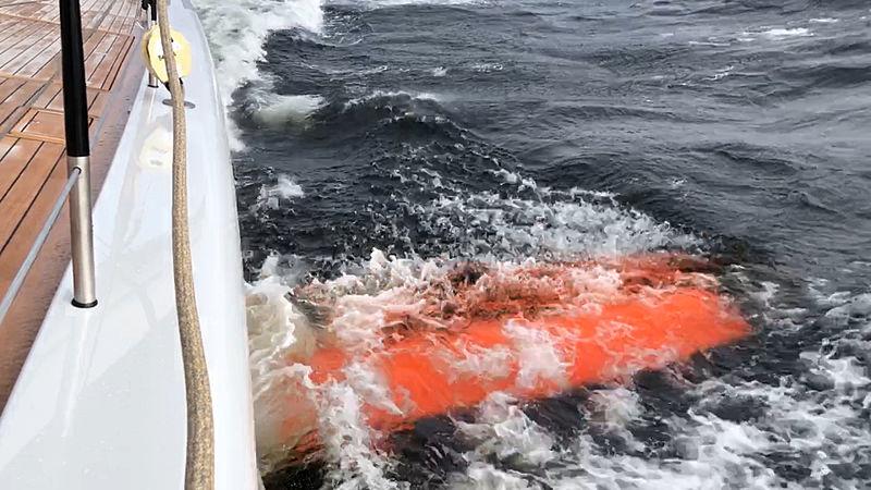 Canova yacht foil system