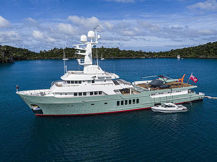MMM yacht Amels