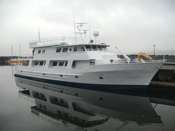 CALLISTO yacht Halter Marine