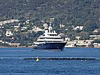 Tis yacht in Juan-les-Pins