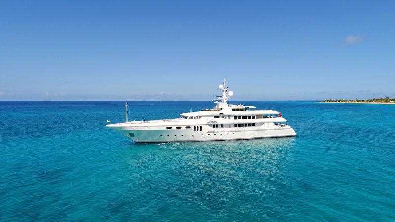 APOGEE yacht Codecasa