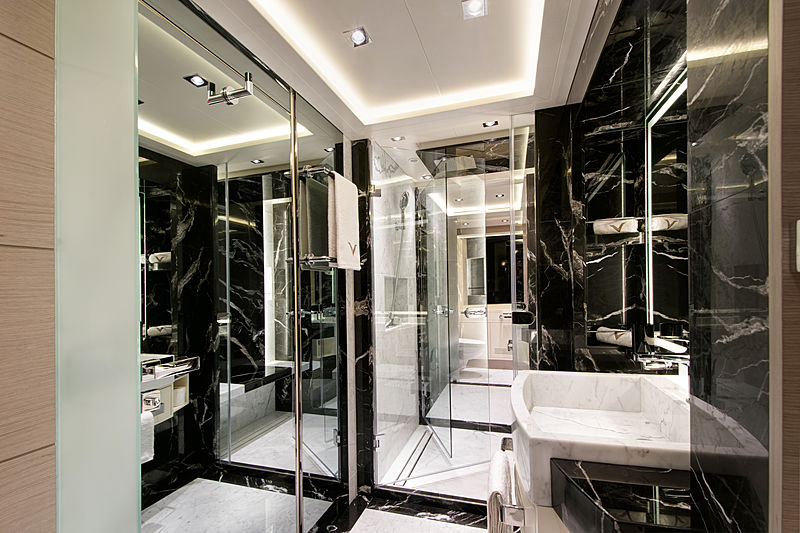 Virtus yacht master bathroom