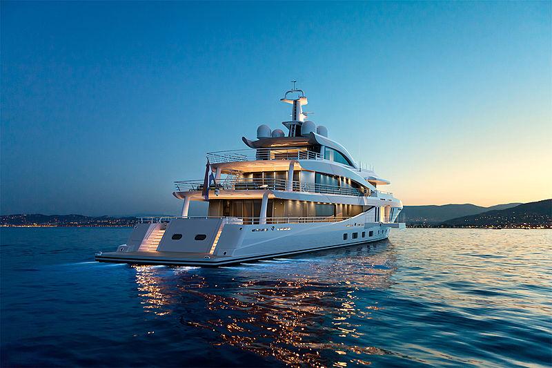Amels 200 yacht