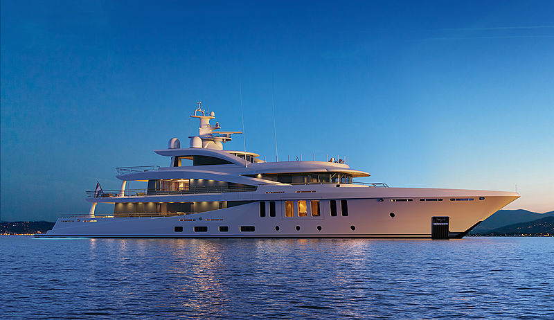 Amels 200 yacht
