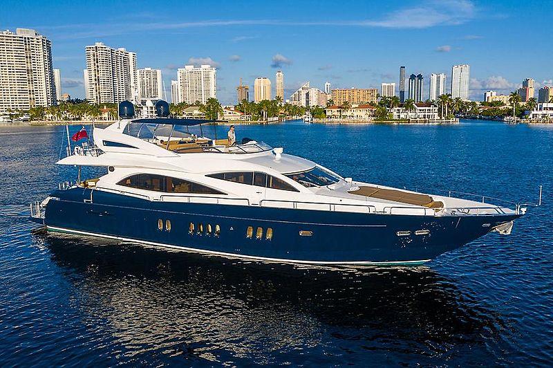 QUIMALERA  yacht Sunseeker