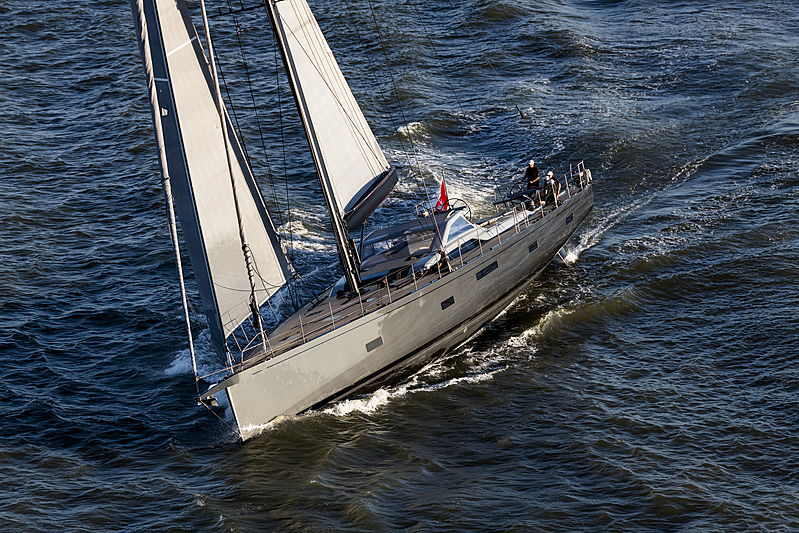 Yacht Seatius par Southern Wind