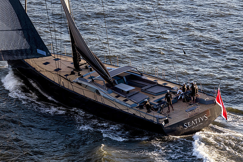 Seatius yacht by Southern Wind
