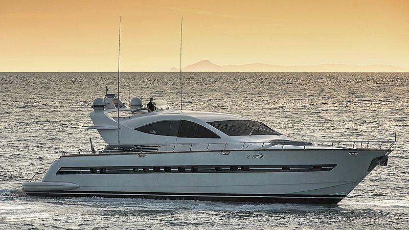 LUDI  yacht Cerri (CCN)
