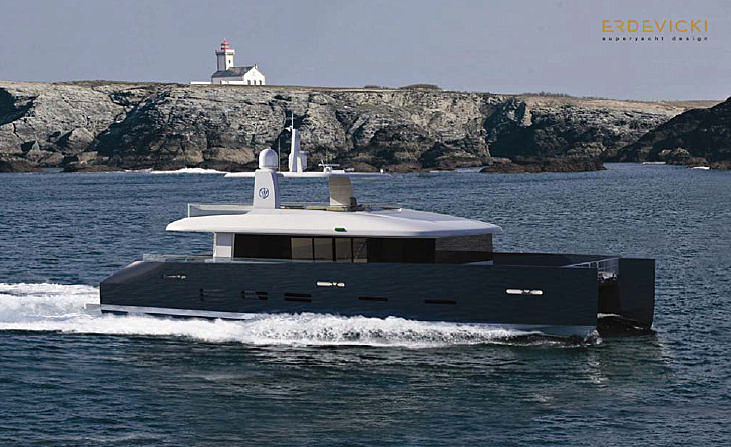 KINGCAT 80 yacht Kingship Yacht