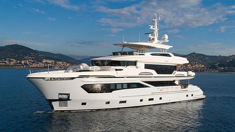 KANDO yacht AvA