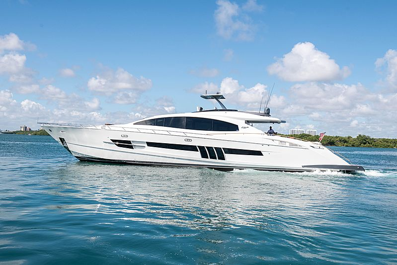 NEW LIFE  yacht Lazzara