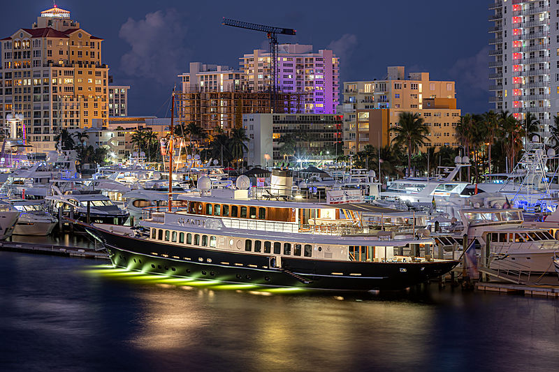 Clarity yacht by Bilgin in Fort Lauderdale