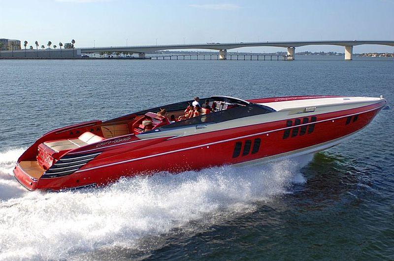 LADY LISA yacht Nor-Tech