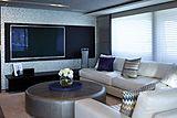 Solaris yacht saloon