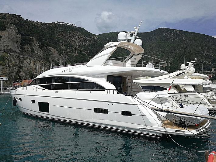 FLORIDIAN yacht Princess