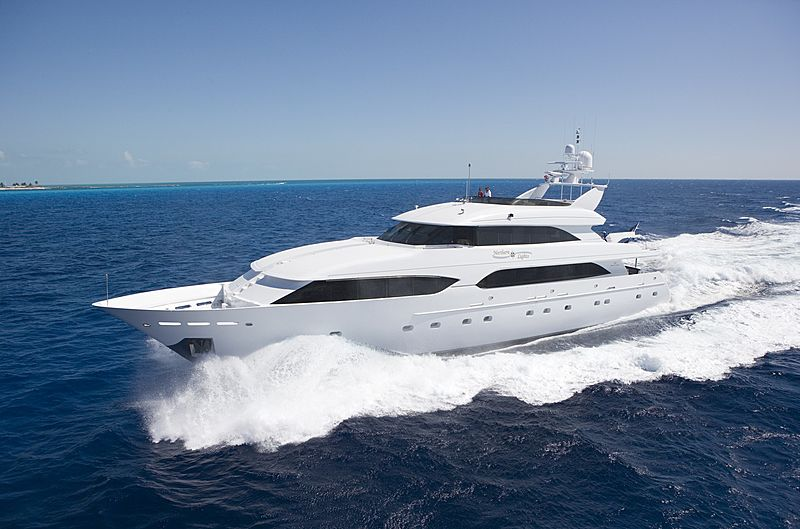 INVISION yacht Trident