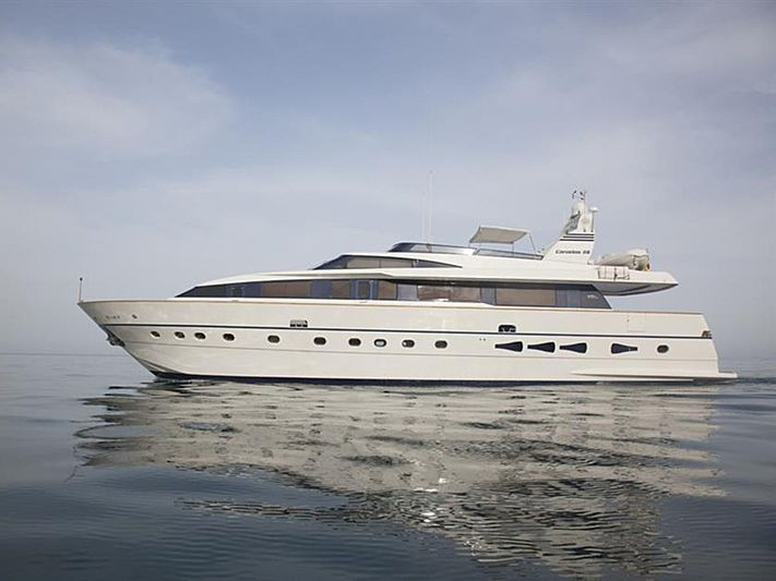 Pacha yacht cruising