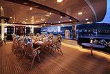 Blue Eyes London Yacht Italy