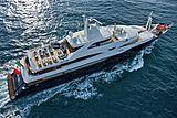 Blue Eyes London Yacht Zuccon International Project