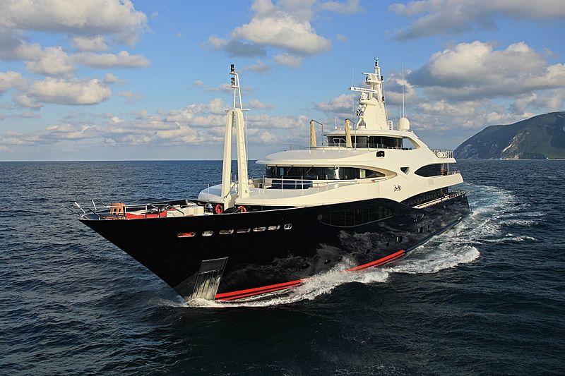 BEOL yacht CRN