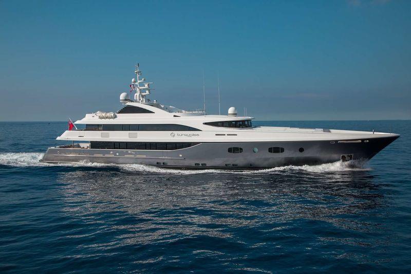 TURQUOISE yacht Turquoise