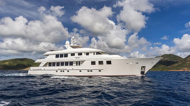 Mim yacht profile