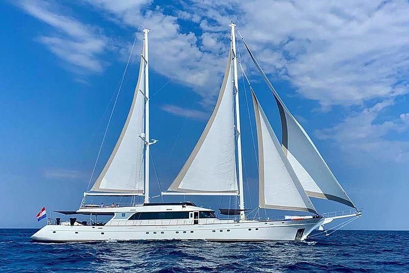 Lady Gita yacht profile