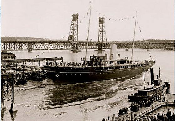 Corsair IV, 1930