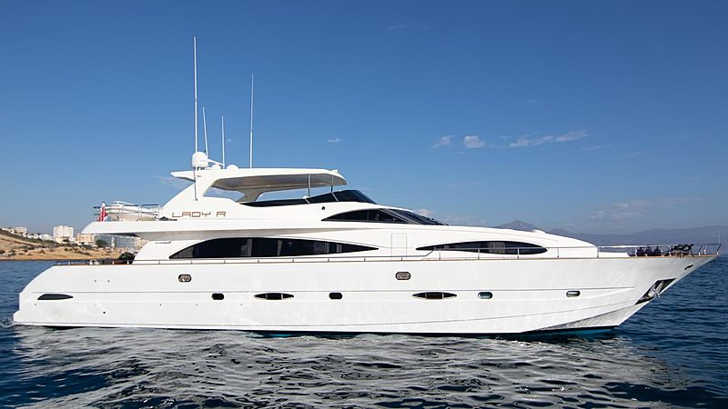 LADY R  yacht Astondoa