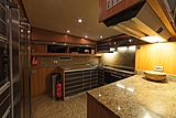 Panthours yacht galley