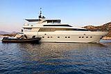 Panthours yacht profile