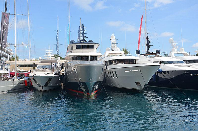 Audace yacht in Monaco