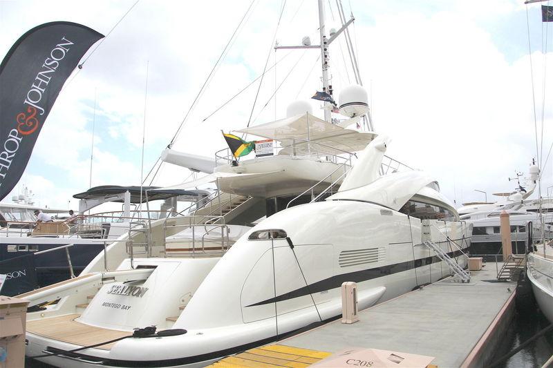 SEALYON yacht ISA