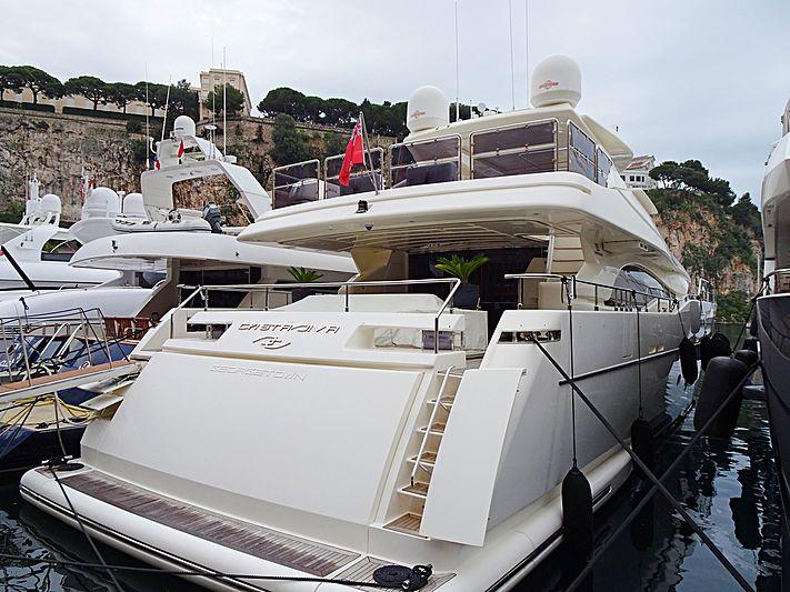 CASTA DIVA  yacht Custom Line