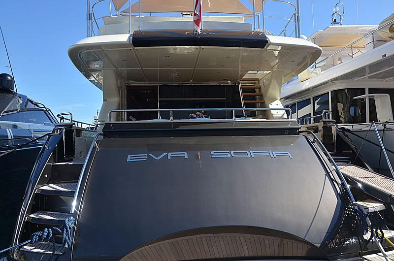 Excellence yacht in Monaco