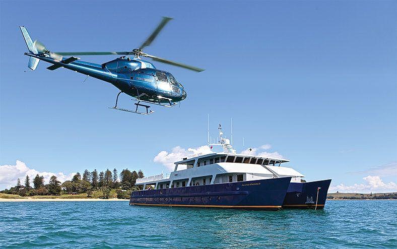 CASCADIA yacht Challenge Marine Ltd.