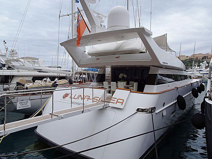 LUNACEA yacht Cantieri di Pisa