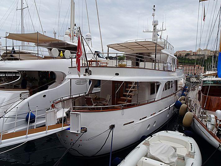 MIZAR yacht Benetti