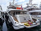 Africa I Yacht Benetti