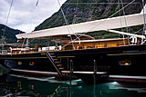 Wisp yacht barding platform