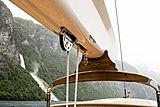 Wisp yacht mast